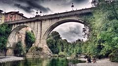 Ponte del Diavolo (Cristina Birri) Tags: cividaledelfriuli udine friuli ponte pontedeldiavolo bridge fiume river natisone