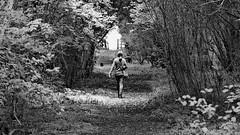 The Way Out. (nige.cox61) Tags: milton keynes little linford helen wife daisy