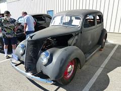 swap meet 14 (bballchico) Tags: swapmeet goodguys goodguysspokane forsale 1937 ford sedan