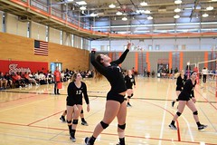 2016 Volleyball (pierceraiderathletics) Tags: tournament everett raiders pierce volleyball nwac