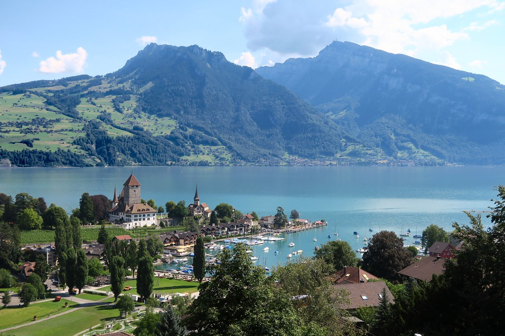Spiez - Thunersee by Kecko, on Flickr
