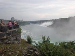 The Gorge (WabbitWanderer) Tags: niagara niagarafalls american falls water rapids gorge thegorge canada scenic