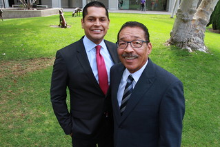 Miguel Santiago is Endorsed by Herb Wesson, President, Los Angeles City Council