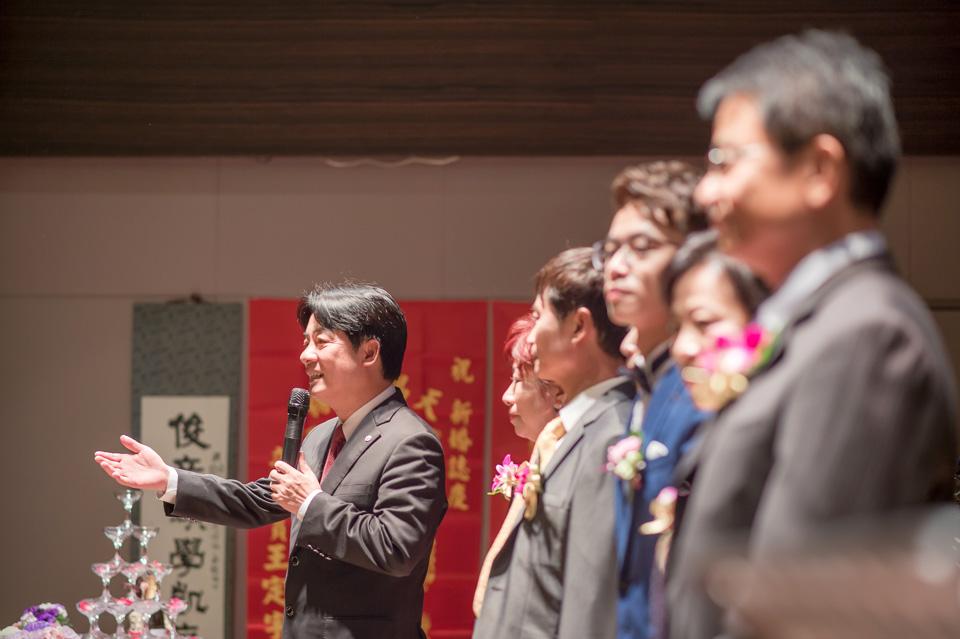 台南婚攝 桂田酒店 婚禮紀錄 G & S 127
