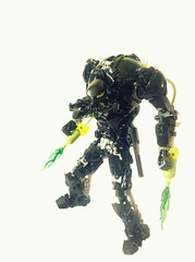 Von Nebula Remastered (Shaitan of the Dunkelgrafen) Tags: herofactory moc remake