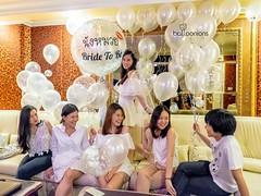 #นังหมวย #แย่งซีน ขออวดหลายๆรูปหน่อยน้าา 😘💓 ว่าที่เจ้าสาว เพื่อนเจ้าสาวท่านใด สนใจจัดงานปาร์ตี้สละโสดด แล้วอยากจิได้รูปสวยๆ ฟรุ้งฟริ้ง อลังการ บอก #balloonions ได้นะคะ เราจะขนแก็สไปสูบให้ถึงหน้างานเลยจร้าา พร้อมถ่ายรูปส่งผลงานให้เส