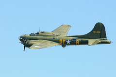 Boeing B17 Mempis Bell. Sally B (BMrider2012 Over Half a Million views! Thankyou :-) Tags: boeing b17 mempis bell sally b