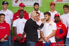 DSC_8332 (Robert.Baumgartner) Tags: 20160924 americanfootball austria ehrung florin junioren tagdessports teamaustria u19 wien jnt