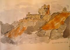 MENORCA. SA MESQUIDA. 09-16 (joseluisgildela) Tags: menorca samesquida playas islasbaleares carnetsdeviaje acuarelas sketch