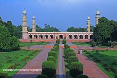 Tomb of Jahangir (sajjadphotoarts) Tags: sajjadphotoartsyahoocomcannon6d24mmto1054ltunesco world heritage pakistan heritagelandescapephotography