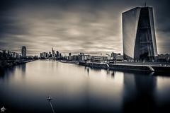 EZB (JTPhotography) Tags: panasoniclumixg6 frankfurt panorama ezb skyline