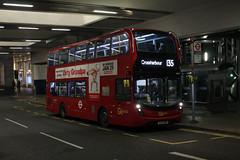 Route 135, Go Ahead London, EHV9, BL15HBU (Jack Marian) Tags: route135 goaheadlondon ehv9 bl15hbu alexander alexanderdennis dennis alexanderdennisenviro400mmc e400mmc enviro400mmc volvob5lh b5lh volvo hybrid crossharbour oldstreetstation buses bus london