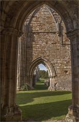 Bayham Abbey 6 (mini-b) Tags: bayhamabbey ruins englishheritage 13th15thcentury frant eastsussex canon eos5dmkii ef28300mm3556lisusm 2016