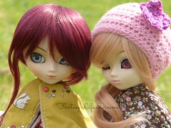 Early Spring ~ (Roxy) Tags: pullip jun planning veritas cosmic mercure custo