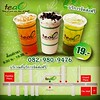 No time to leave your office, scool or shop? We deliver it to you! (TeaO&Crepes) Tags: square thailand bubbletea tea drink bangkok lofi sierra squareformat boba rise hefe taiwanese pearltea amaro pearlmilktea ngamwongwan teao iphoneography instagramapp