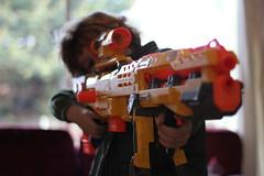 boy toy gun nerf