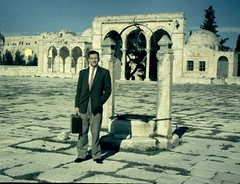 David Hambleton in Jordan 1957 (Eric Hambleton) Tags: david jordan 1957 hambleton