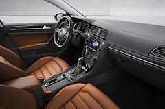 2013 Mk7 VW Golf Interior (Marc Sayce) Tags: new nova vw golf volkswagen mark interior 7 dash seven dashboard novo nueva mk neu 2012 2013 mk7