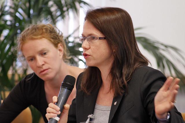 Heleen de Coninck, Alison Doig