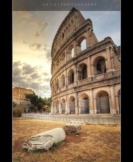 Buongiorno Rome ! :: HDR