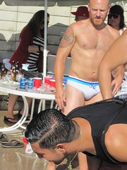 IMG_2991 (CAHairyBear) Tags: man men uomo mann hombre speedos homme poolparty hom