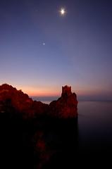 Santa Tecla, Acireale - Glowing horizon (ciccioetneo) Tags: italy nikon italia sigma sicily 1020mm catania sicilia santatecla sigma1020mm garitta stecla d7000 nikond7000 pietrasarpa ciccioetneo