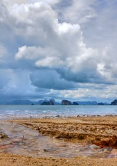 Ko Yao Noi Island Sky -     (Aziz J.Hayat   ) Tags: travel sky cloud sun sexy love beach thailand island see thai kuwait aziz hayat       jhayat