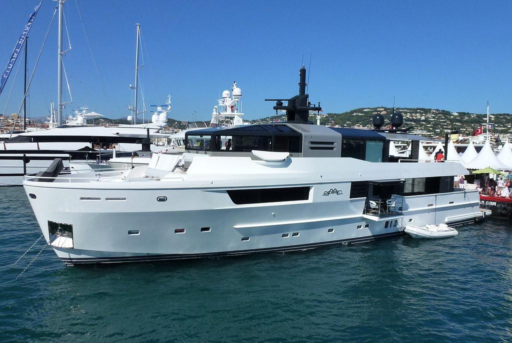 M'Ocean (Arcadia Yachts 115)