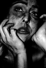 Mujer (NROmil) Tags: portrait libertad tristeza mujer flickr retrato mentiras presas patriarcado someter