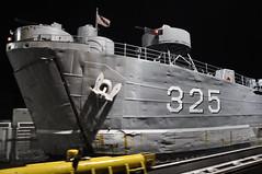 D-Day vessel navigates through Cheatham Lock (NashvilleCorps) Tags: history army