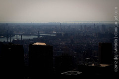 "View from the Top of The Rock. New York, NY, USA. • <a style=""font-size:0.8em;"" href=""http://www.flickr.com/photos/35947960@N00/8000434534/"" target=""_blank"">View on Flickr</a>"