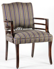 36. Mahogany Arm Chair