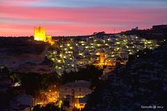 Alcal del Jcar (Gonzalo y Ana Mara) Tags: nocturna gonzalo canonef24105mmf4lisusm alcaldeljcar canoneos5dmarkiii iluminacinartstica gonzaloyanamara