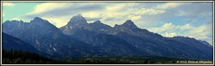 Grand Tetons (2) (Shounak Abhyankar) Tags: usa nature landscape nationalpark yellowstone wyoming
