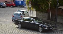 Nuremberg - Jaguar (KestrelSprite) Tags: cruise car river nikon nuremberg sigma jaguar viking 18200 danube embla nürnberg 2012 donau xj vikingrivercruises x350 d5100
