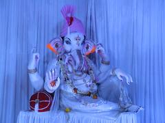 Ganpati pujan 2012 (HoRnY Bro) Tags: statue canon is god ganesh mp puja ganpati murti madhyapradesh chowk jabalpur bhagwan sx150 malwiya mangalmurti laddugopal ashtvinayak
