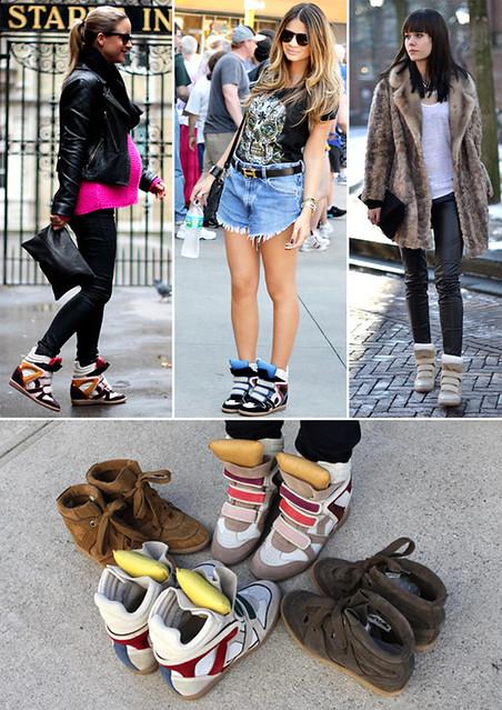 Isabel Marant Sneakers 01