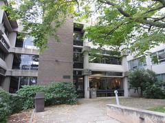 2012.09.26-IMG_6145 (martin_kalfatovic) Tags: library libraries harvard sao 2012 bhl smithsonianastrophysicalobservatory wolbachlibrary