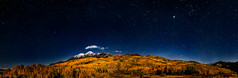 Kebler Pass at night (tmo-photo) Tags: