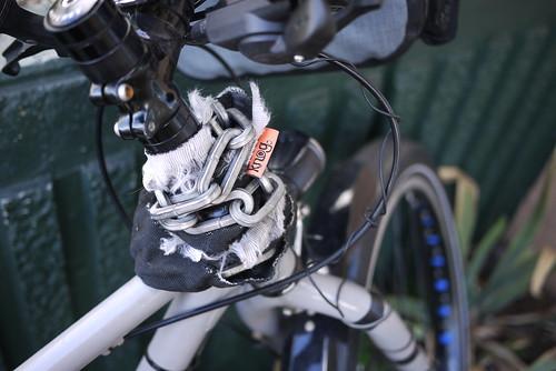 Flickriver: Photoset 'Knog Straight Jacket Bike Lock' by Robert ...