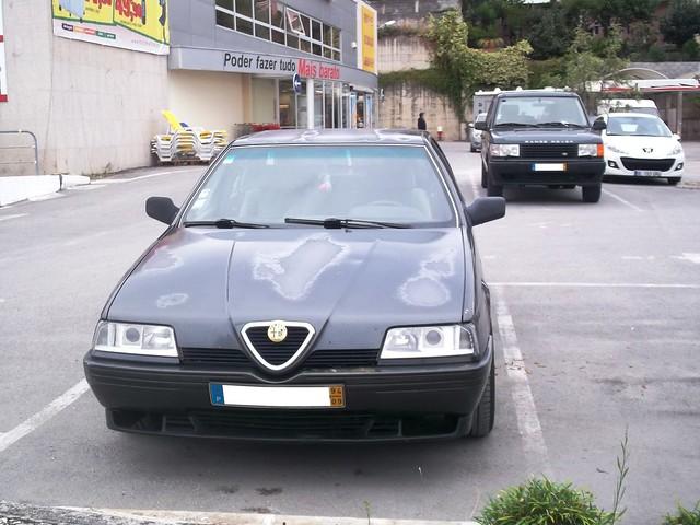 alfa romeo 164 1994 td