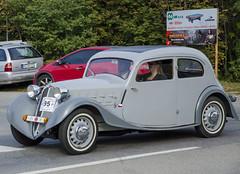 Zbrojovka Z-4 series V (1935) (The Adventurous Eye) Tags: classic car race climb do hill brno v series z4 rallye 1935 zbrojovka závod soběšice vrchu brnosoběšice