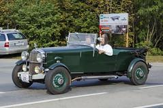 Alvis Silver Crest (1938) (The Adventurous Eye) Tags: classic car race silver climb do hill 1938 crest brno rallye alvis závod soběšice vrchu brnosoběšice