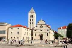 zadar (dmytrok) Tags: church kirche croatia zadar adriatic adria iglesa hrvatska dalmatia kroatien  dalmatien