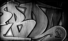 Pezzo (Salvo.do) Tags: bw white black color muro wall tag grunge spray bboy murales bianco nero pezzo blackwhitephotos