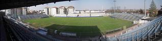 Panorama Treviso stadion