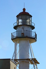 IMG_3651 (SweetMeow) Tags: lighthouse michigan lakesuperior whitefishpoint whitefishpointlighthouse cranefest graveyardofthegreatlakes