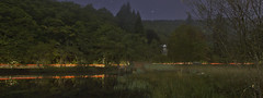 Car Trails (BusterBB001) Tags: lake scotland scottish nighttime loch longexposures lochard
