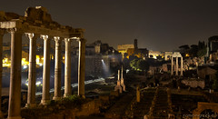 """Notte dei Musei, Campodiglio & Foro Romano • <a style=""""font-size:0.8em;"""" href=""""http://www.flickr.com/photos/89679026@N00/8062754209/"""" target=""""_blank"""">View on Flickr</a>"""