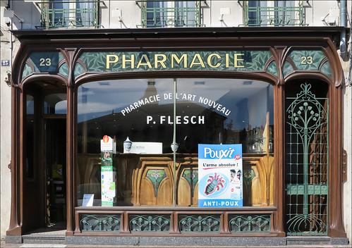 Pharmacie de l'Art Nouveau
